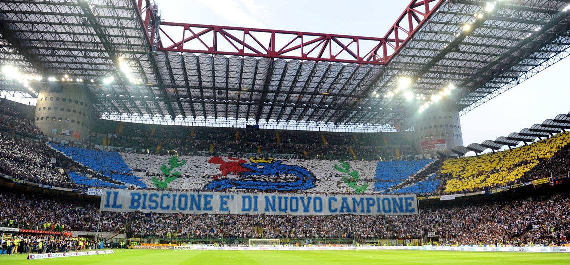 Fotbollsresor och biljetter Milano