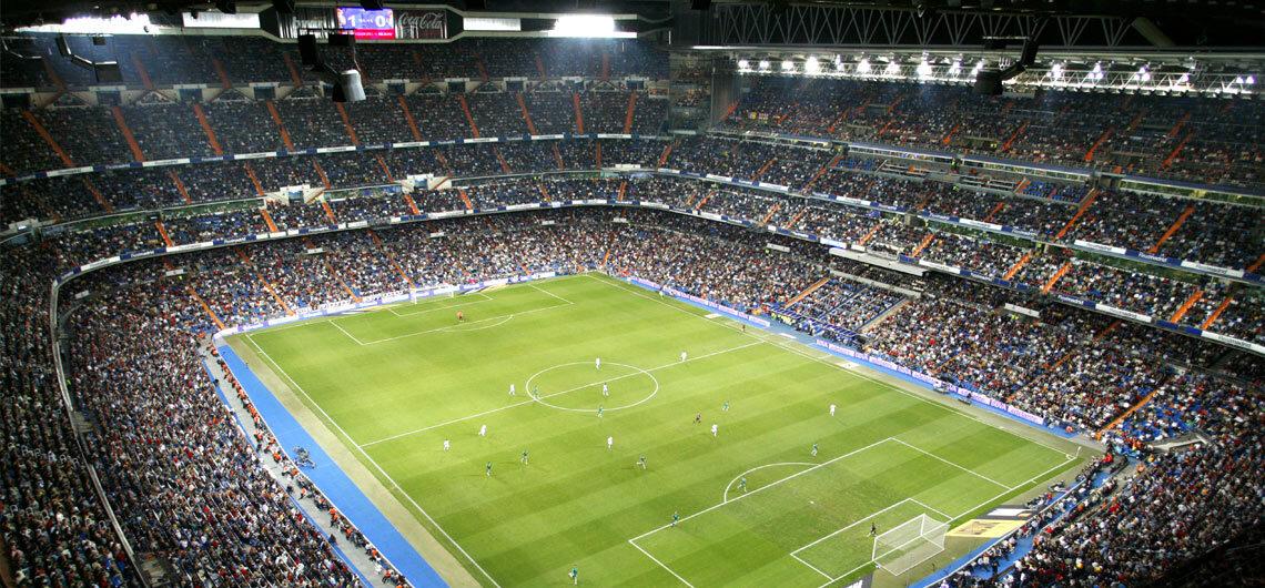 Fotbollsresor och biljetter till Madrid