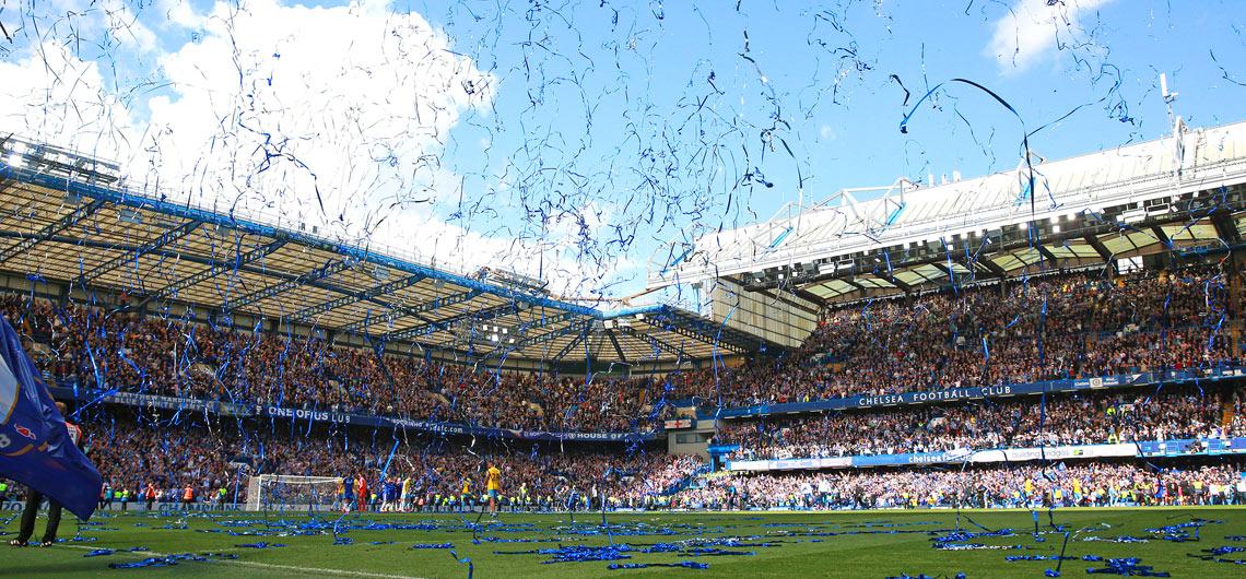 Fotbollsresor och biljetter till Chelsea