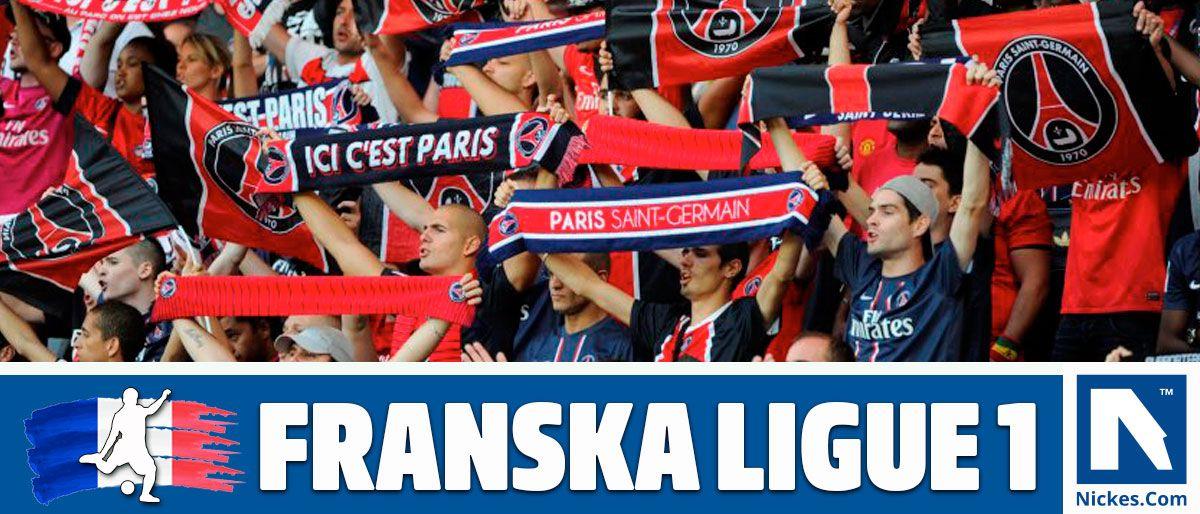Fotbollsresor och biljetter till PSG, Paris Saint-Germain