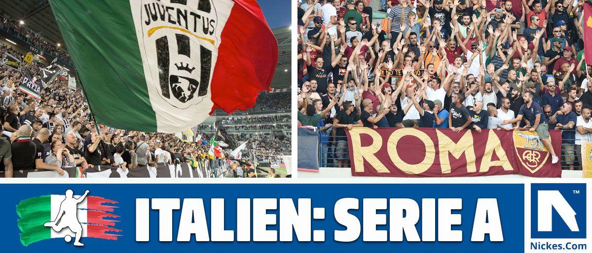 Fotbollsresor och biljetter Serie A Italien