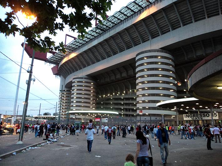 AC Milan Matchday