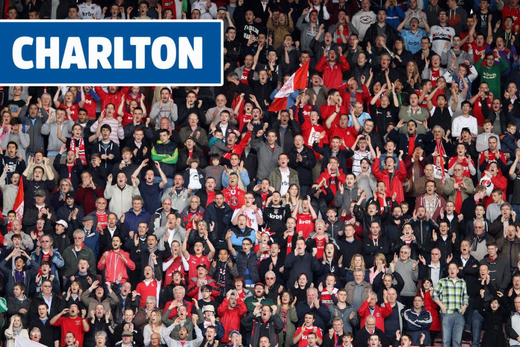 Charlton fotbollsreser