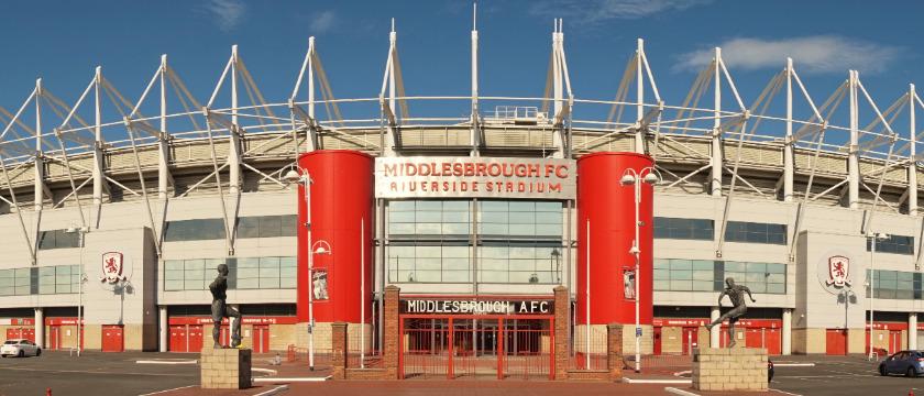 Middlesbrough FC stadium