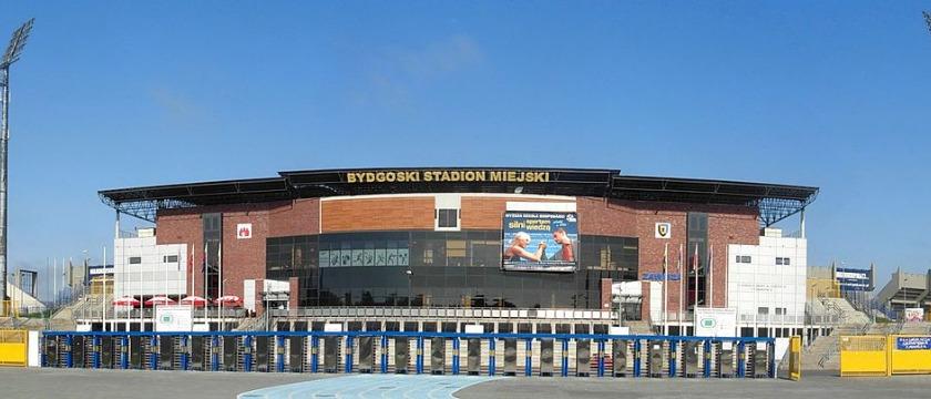 Stadion Bydgoszcz U21 EM