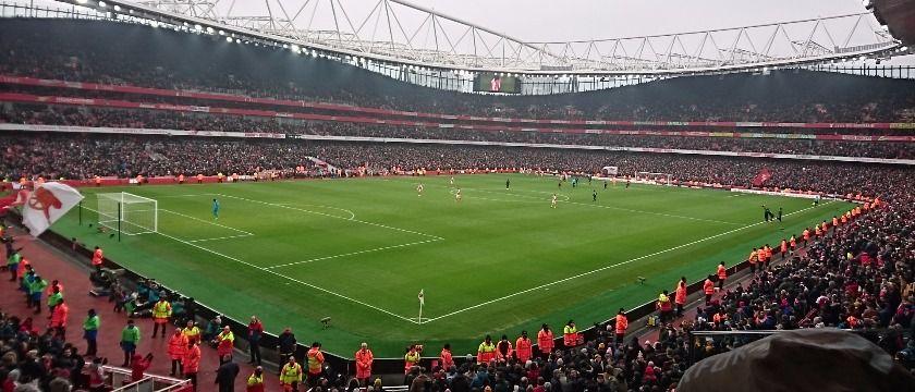 Arsenal biljetter och fotbollsresor
