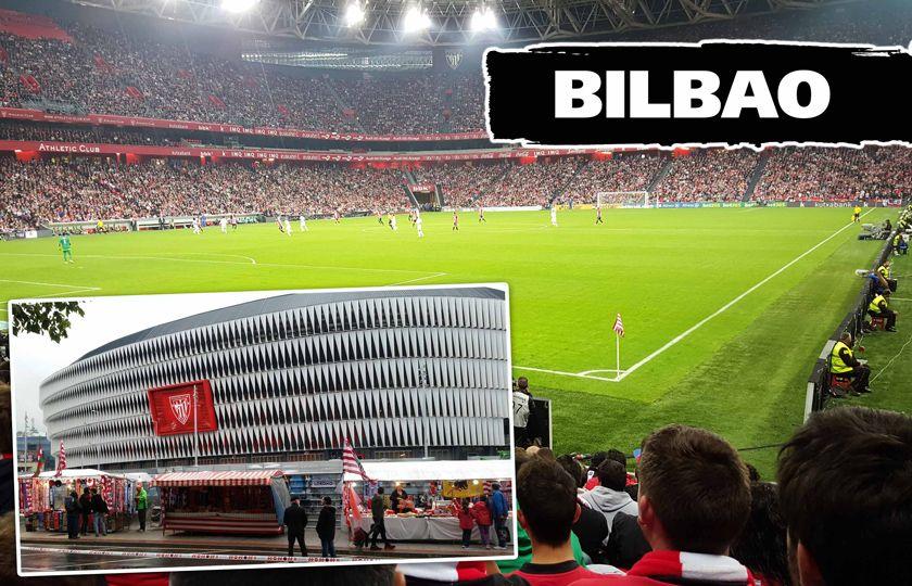 Bilbao fotbollsresor och biljetter