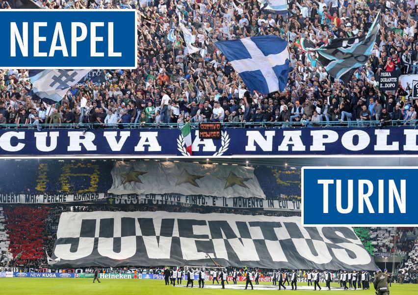 fotbollsresor till Neapel