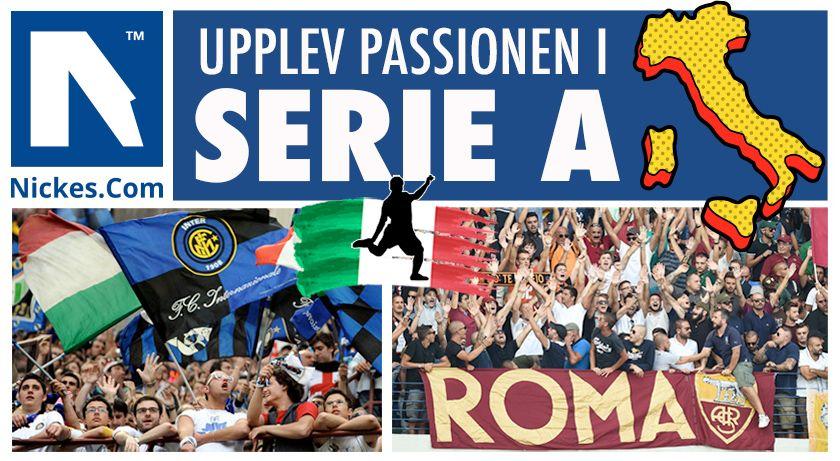 fotbollsresor till Serie-a