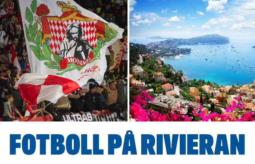 fotbollsresor till AS Monaco