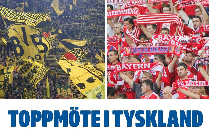 Fotbollsresor tyskland