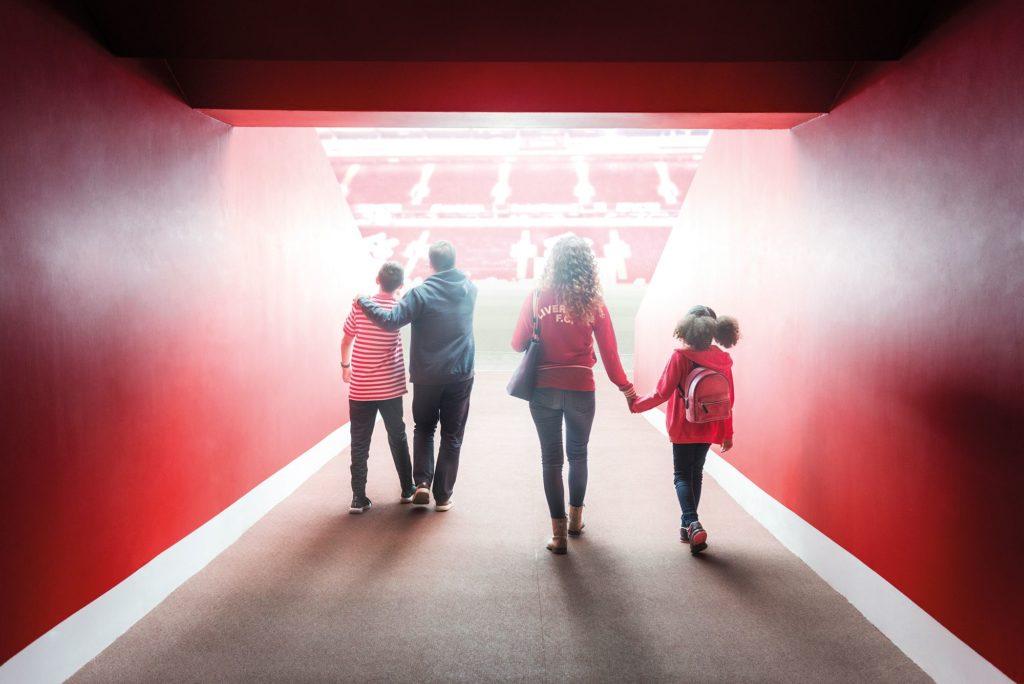 biljetter och fotbollsresor till Liverpool