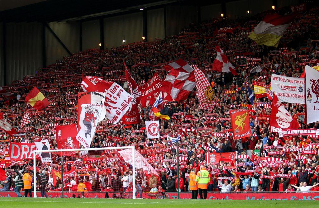 Boka en fotbollsresa till Liverpool