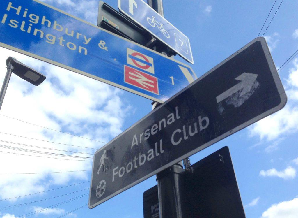 boka en fotbollsresa till London