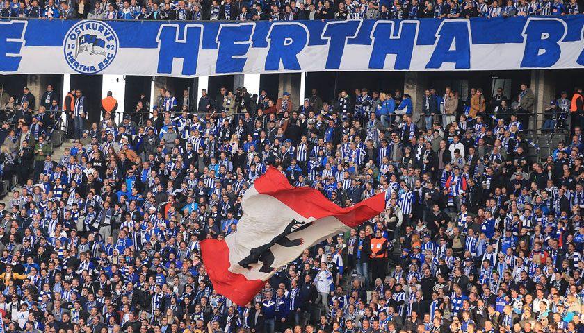 fotbollsresor till Hertha BSC Berlin