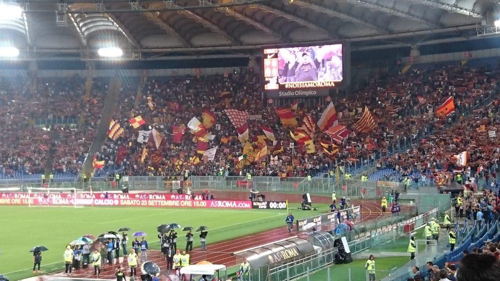 fotbollsresor till Olympiastadion Roma