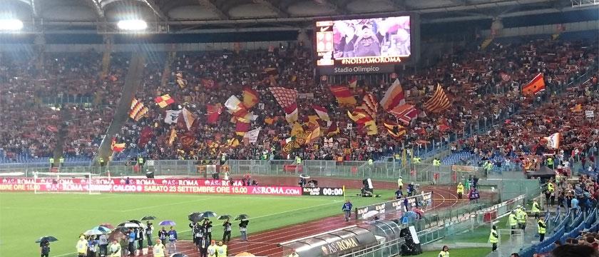 Reserapport: Roma–Verona