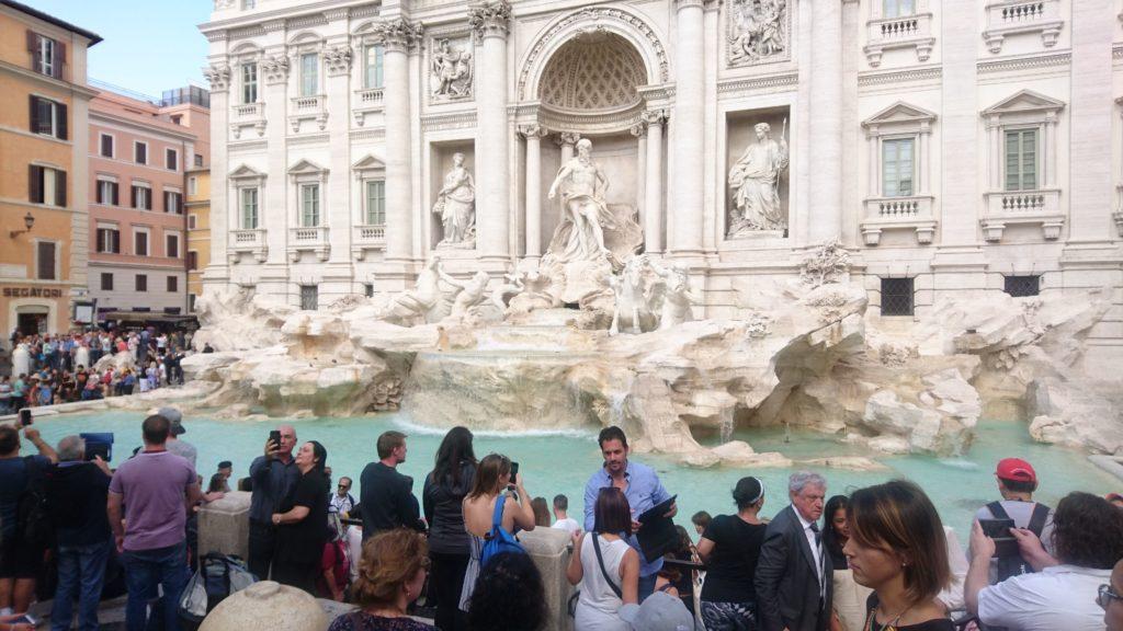 boka fotbollsbiljetter till Roma