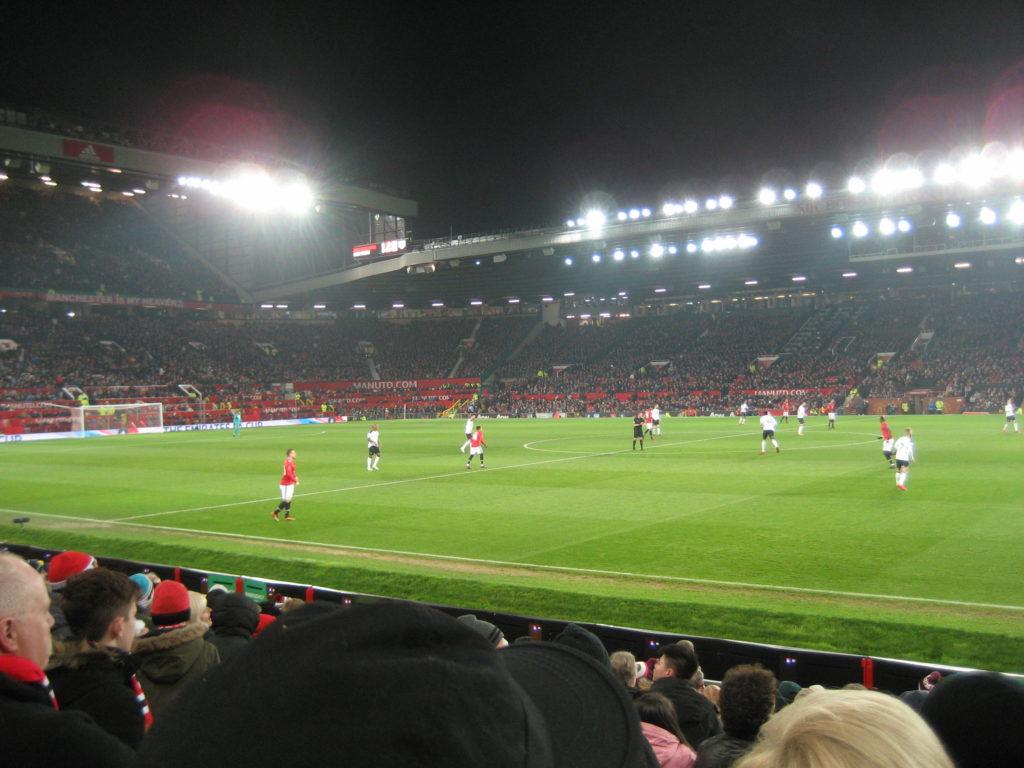 boka din fotbollsresa till london