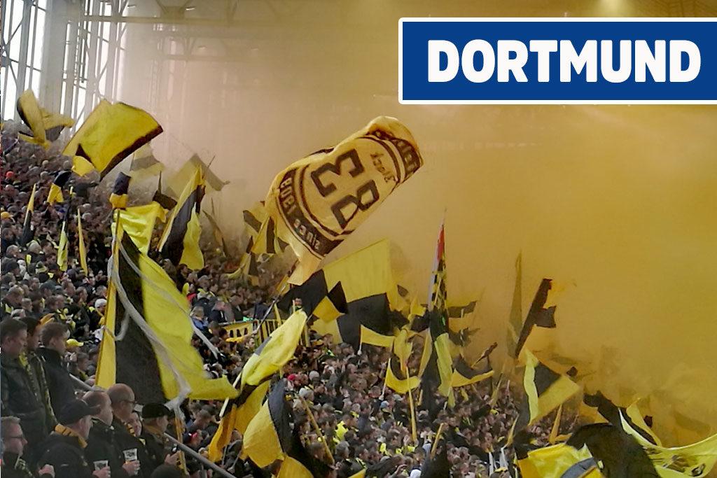fotbollsresor till Dortmund