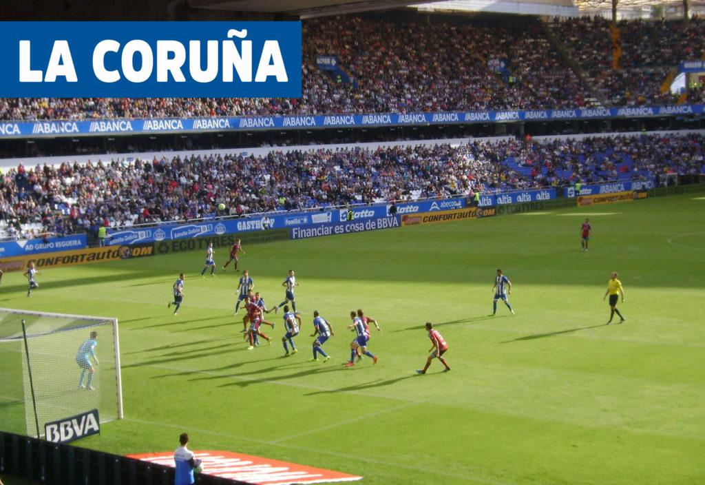 fotbollsresor till Spanien