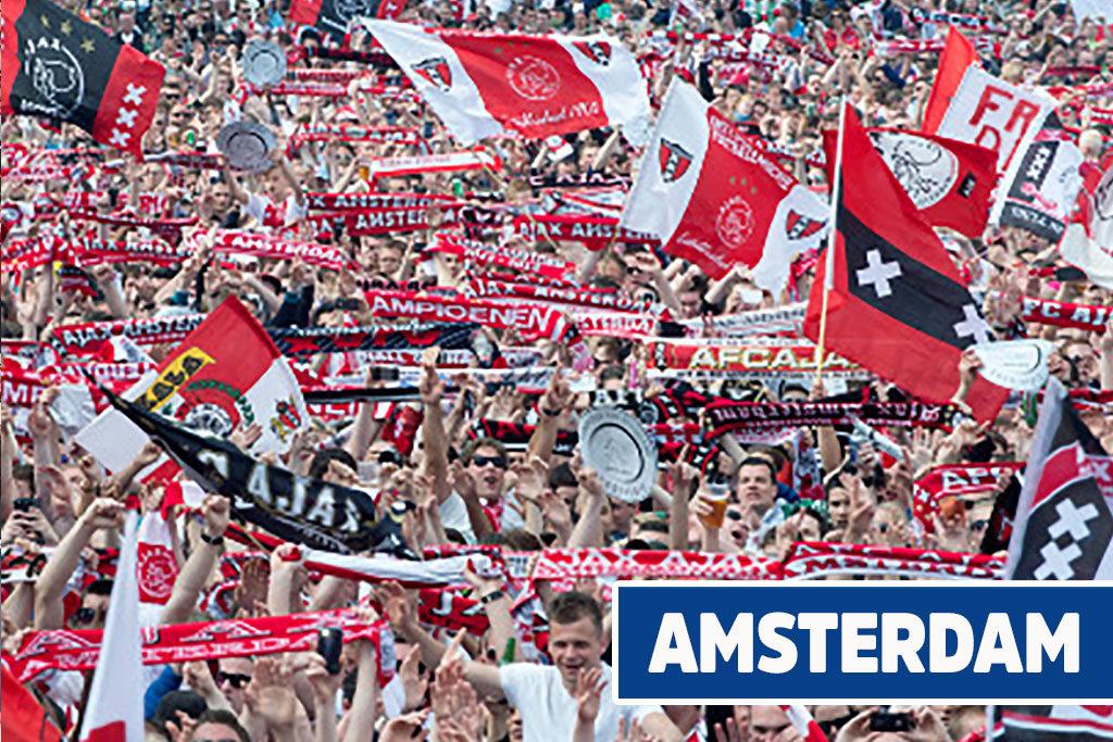 fotbollsresor till Amsterdam