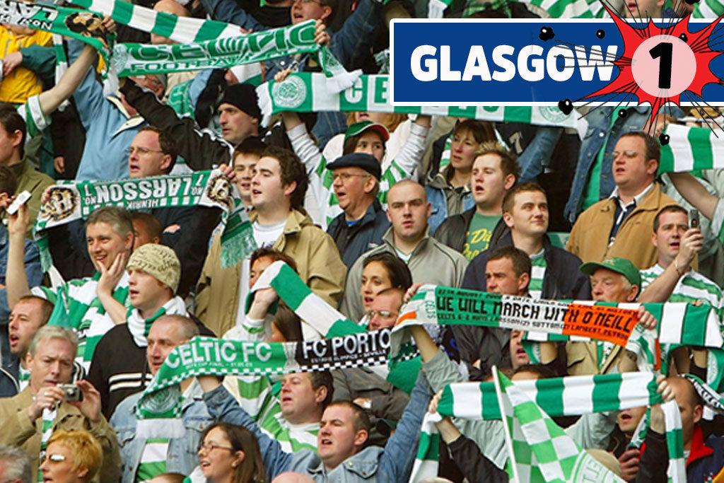 fotbollsresor till Glasgow