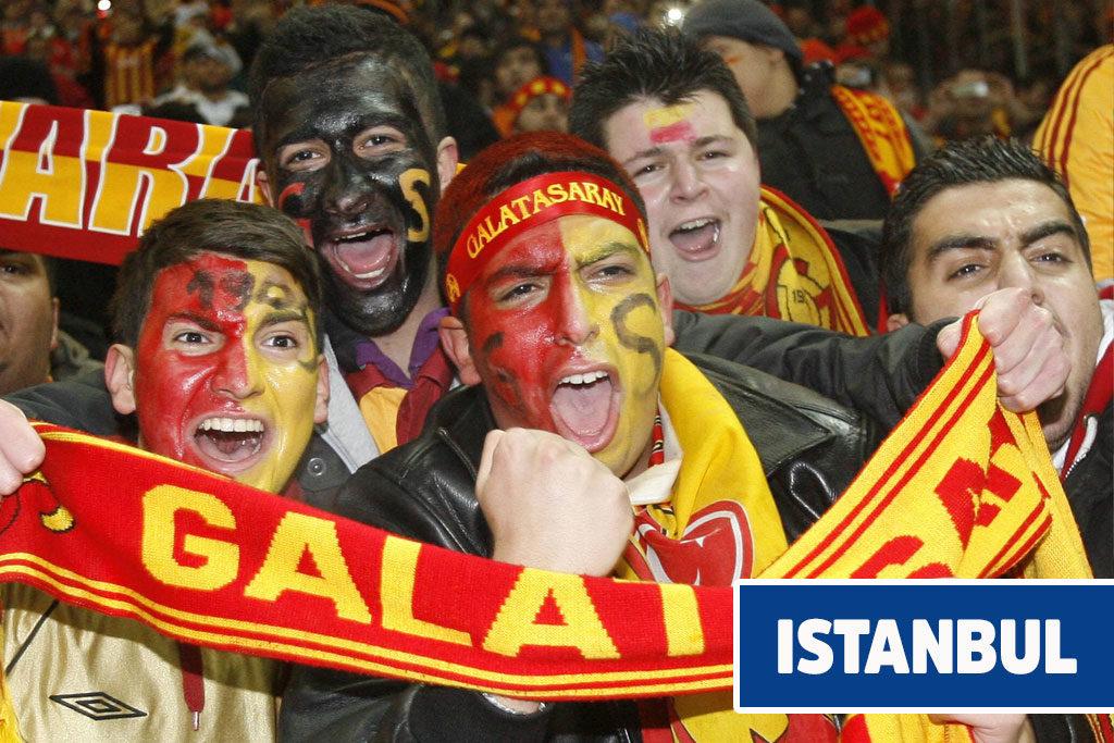 fotbollsresor till Istanbul