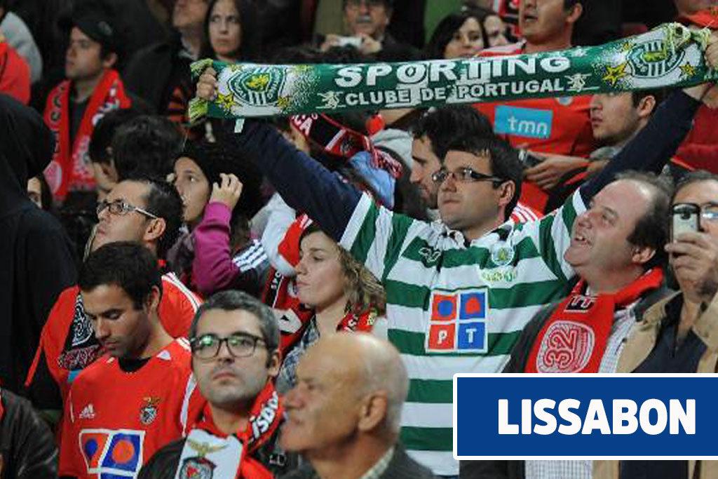 fotbollsresor till Lissabon