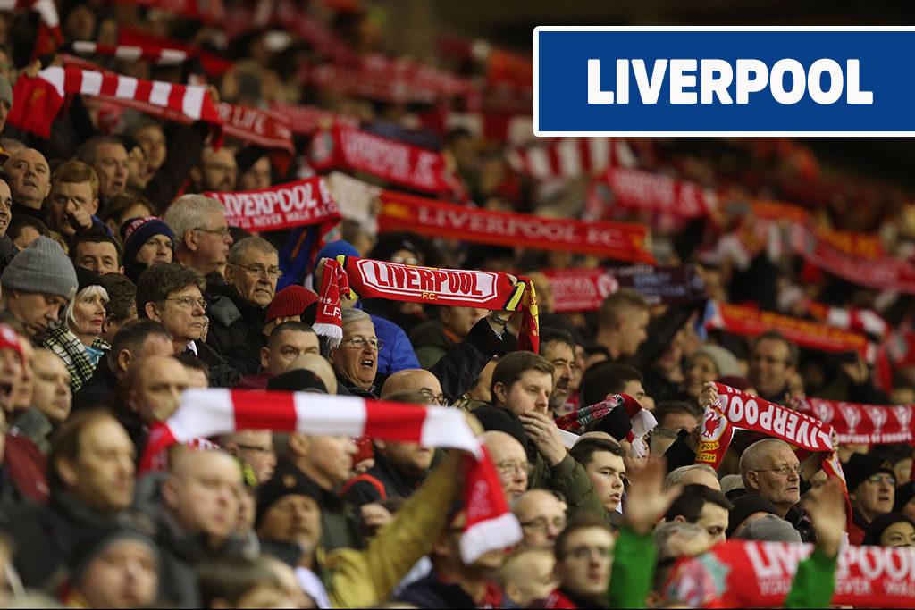 fotbollsresor till Liverpool