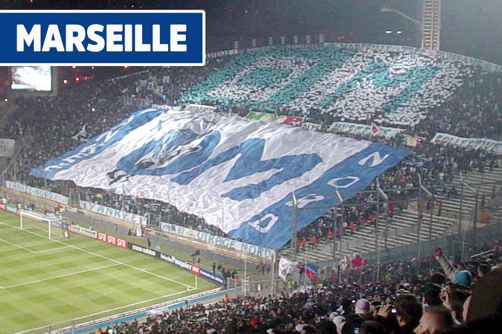 fotbollsresor till Marseille