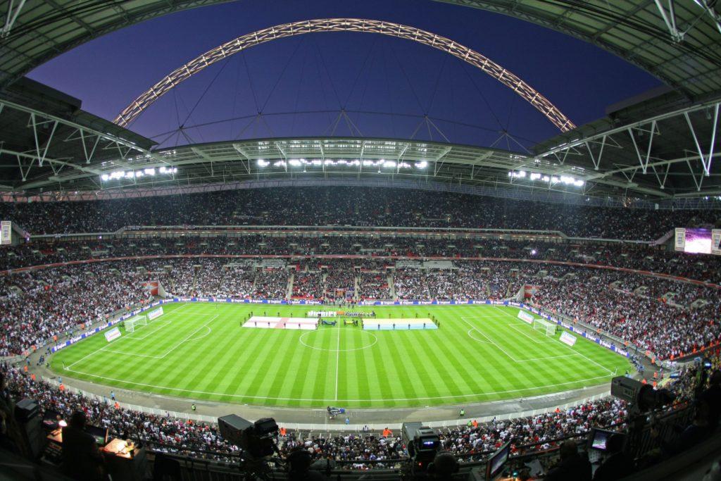 fotbollsresor till Wembley