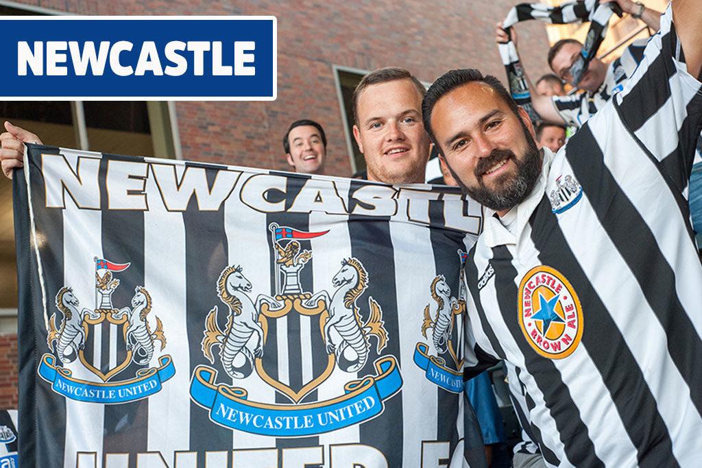 fotbollsresor till Newcastle
