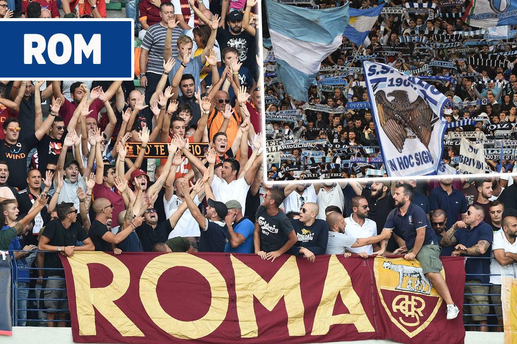 fotbollsresor till Rom