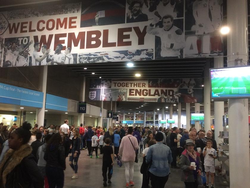 Boka Spurs biljetter till Wembley