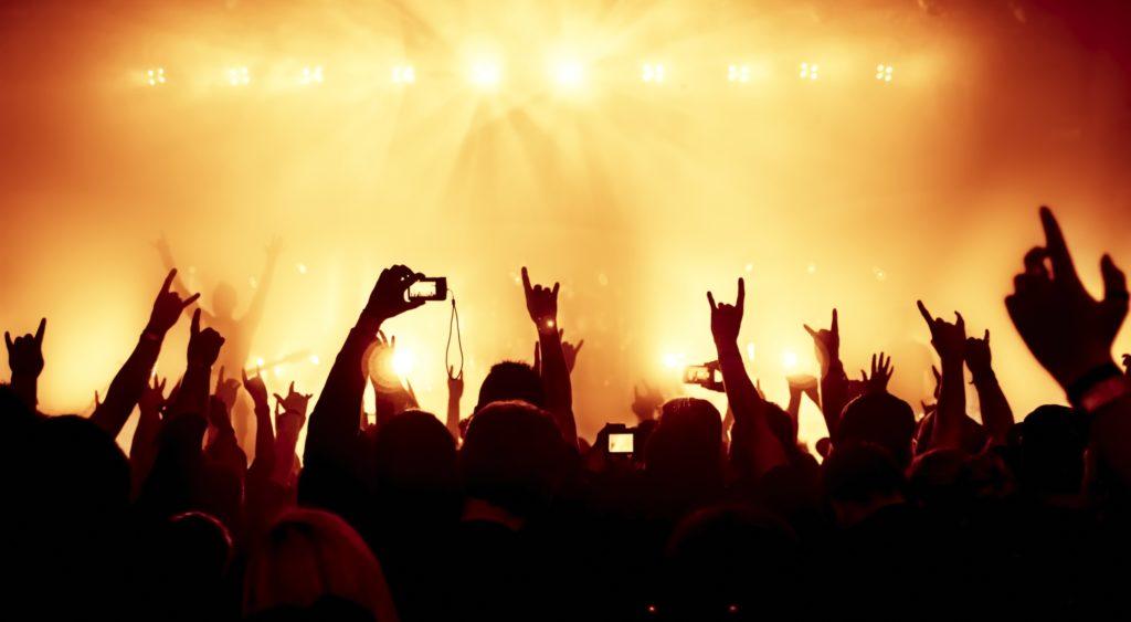 konsertresor till Wembley